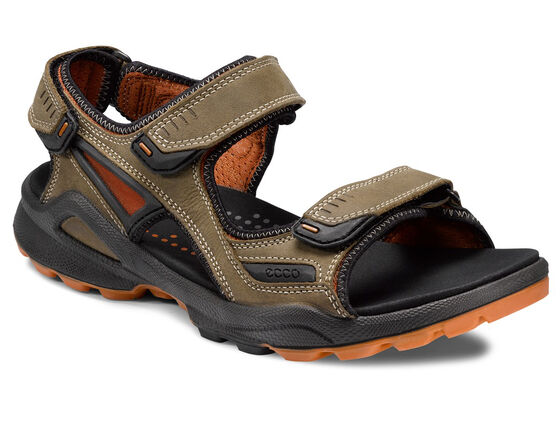 ECCO Mens BIOM Chiappo (NAVAJO BROWN/TERRACOTTA)