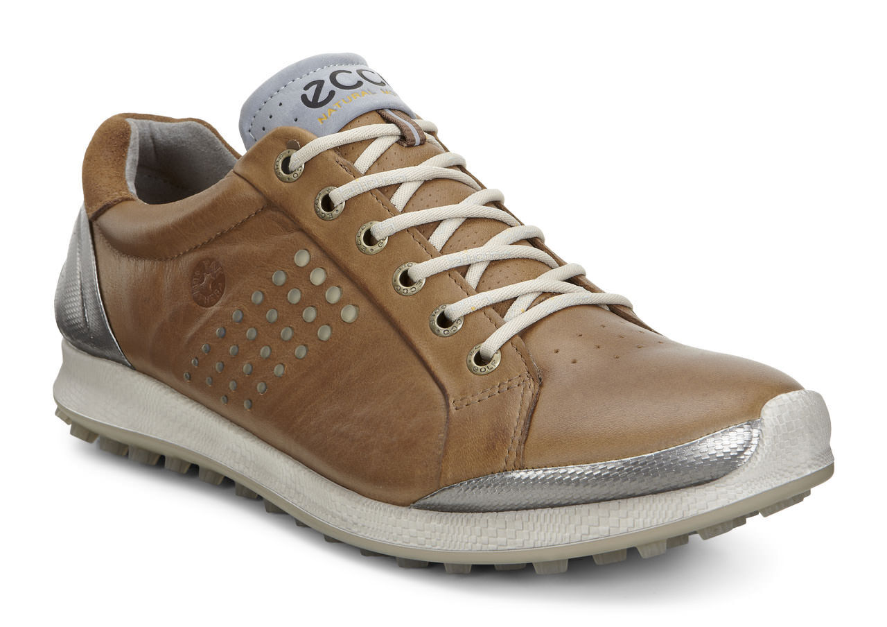 Men's ECCO 'Biom Hybrid 2' Golf Shoe, Size 12-12.5US / 46EU - Brown