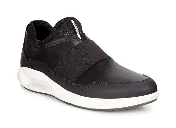 ECCO CS16 MEN'S Sneaker (BLACK/BLACK)