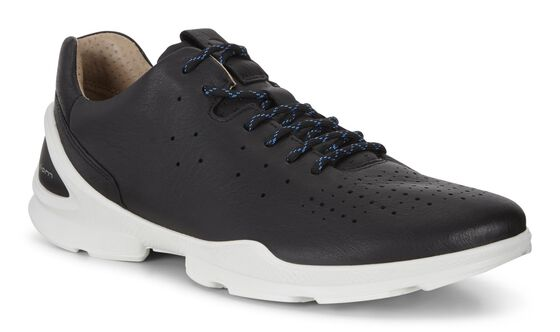 ECCO Mens BIOM Street Sneaker (BLACK)