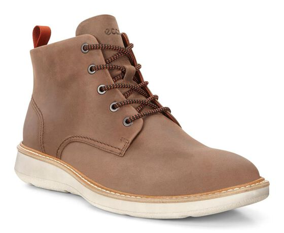 ECCO Aurora Mid Boot (COCOA BROWN)