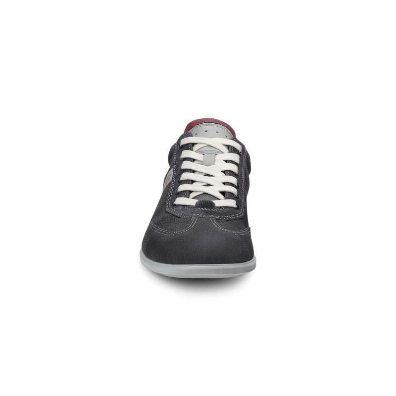 ... ECCO Chander Casual SneakerECCO Chander Casual Sneaker MOONLESS/PORT/WILD  DOVE (59079) ...