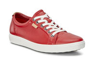 ECCO Womens Soft 7 SneakerECCO Womens Soft 7 Sneaker TOMATO (01046)