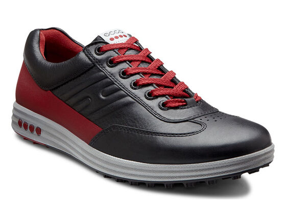 ECCO Mens Street EVO One (BLACK/PORT)