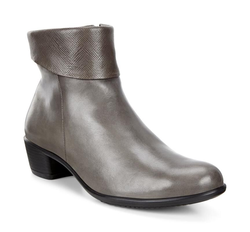 ECCO Touch 35 BootieECCO Touch 35 Bootie WARM GREY/WARM GREY 54190