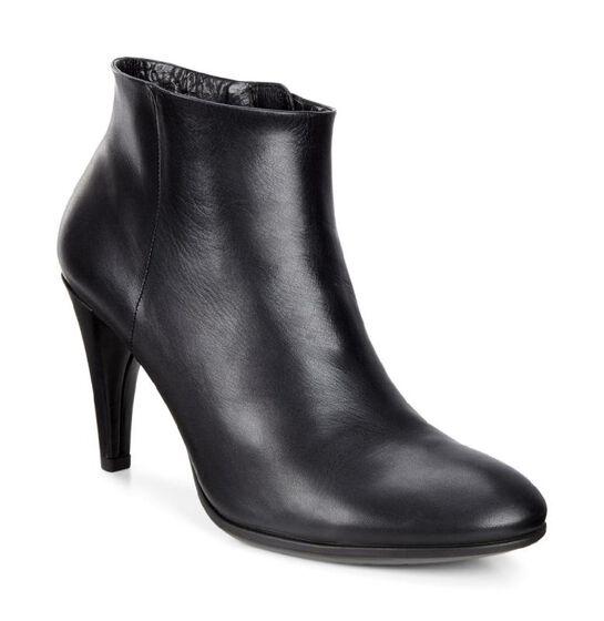 ECCO Shape 75 Sleek Ankle (BLACK)