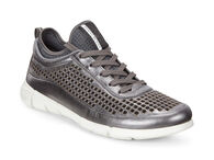 ECCO Womens Intrinsic Slip On (DARK SHADOW METALLIC)