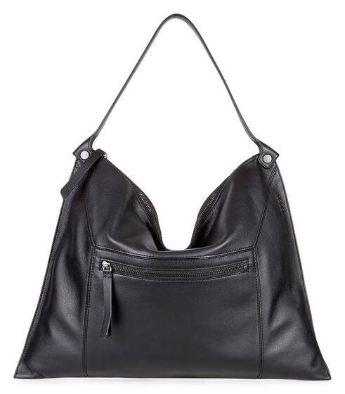 ECCO Sculptured Shoulder Bag 2 (BLACK)