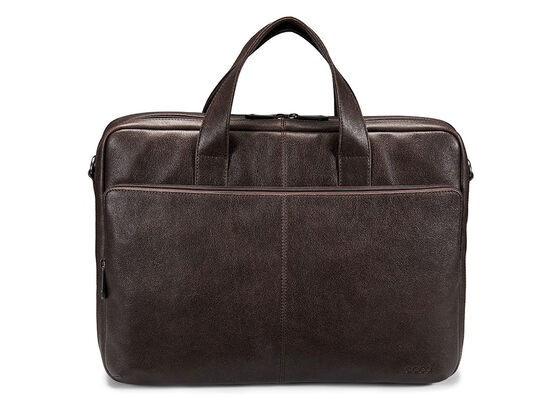 ECCO Business Vint. Laptop Bag (ANTIQUE BROWN)