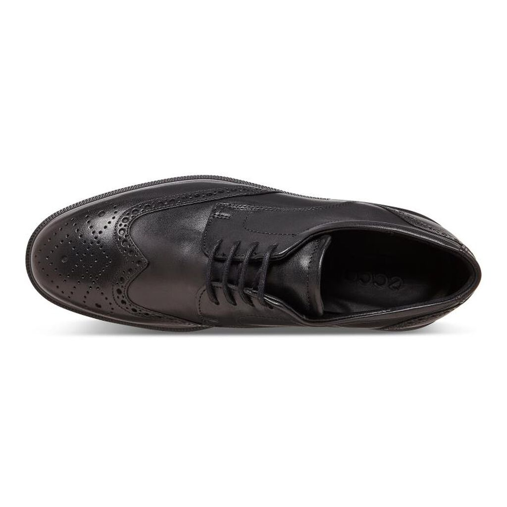 Ecco Lisbon Brogue Tie Men S Shoes Ecco Shoes