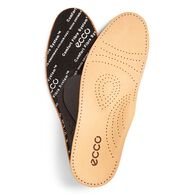 ECCO Premium Leather FootbedECCO Premium Leather Footbed in LION (00121)