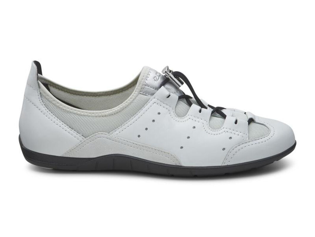 Exclusive Ecco Gray Bluma Toggle Moon Rock Universe Shoes Color Womens official online store