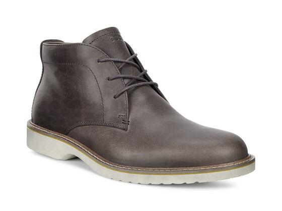 ECCO Ian Desert Boot (DARK CLAY)