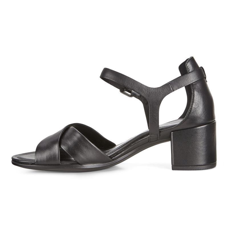 ECCO Shape 35 Block Ankle Strap Sandal (Women's) wTZY3Qp7