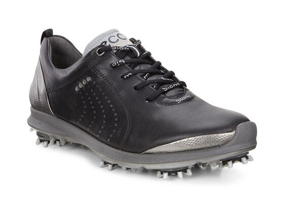 ECCO Womens BIOM G 2 Free (BLACK/BUFFED SILVER)