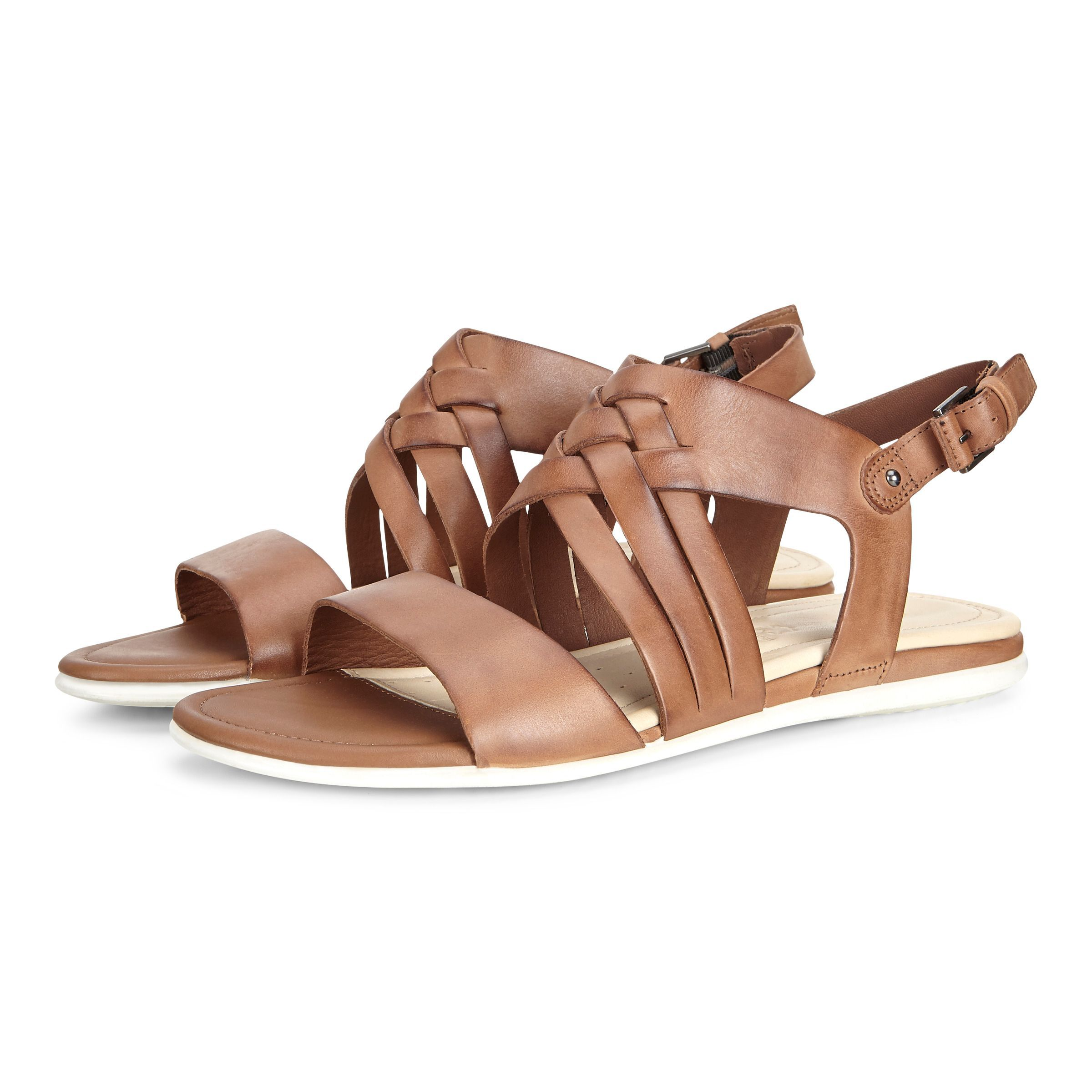 4ce0a5c4f844 ECCO Touch Braided Sandal JE24c - oasisofstlucie.com