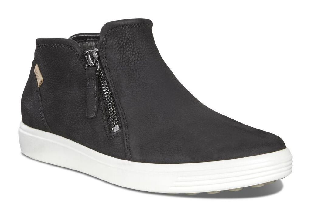 Ecco Womens Soft 7 Low Bootie Women S Boots Ecco Shoes