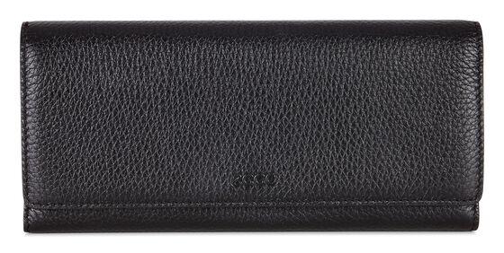 ECCO SP Continental Wallet (BLACK)