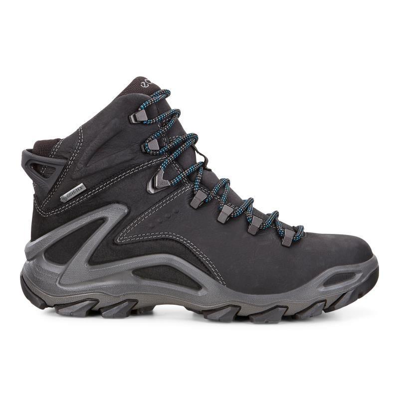 eccoTERRA EVO - Walking boots - grey zBKKUS