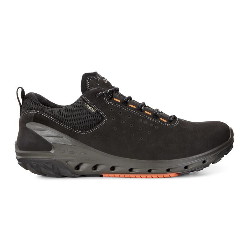 ecco BIOM VENTURE - Hiking shoes - black CLApsKPLs