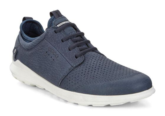 ECCO Transit Tie (DENIM BLUE)