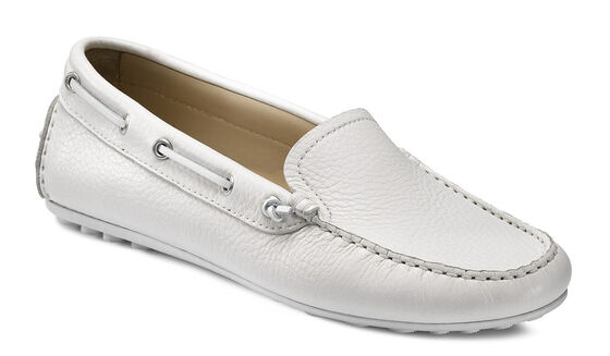 ECCO Cuno Slip On (WHITE)