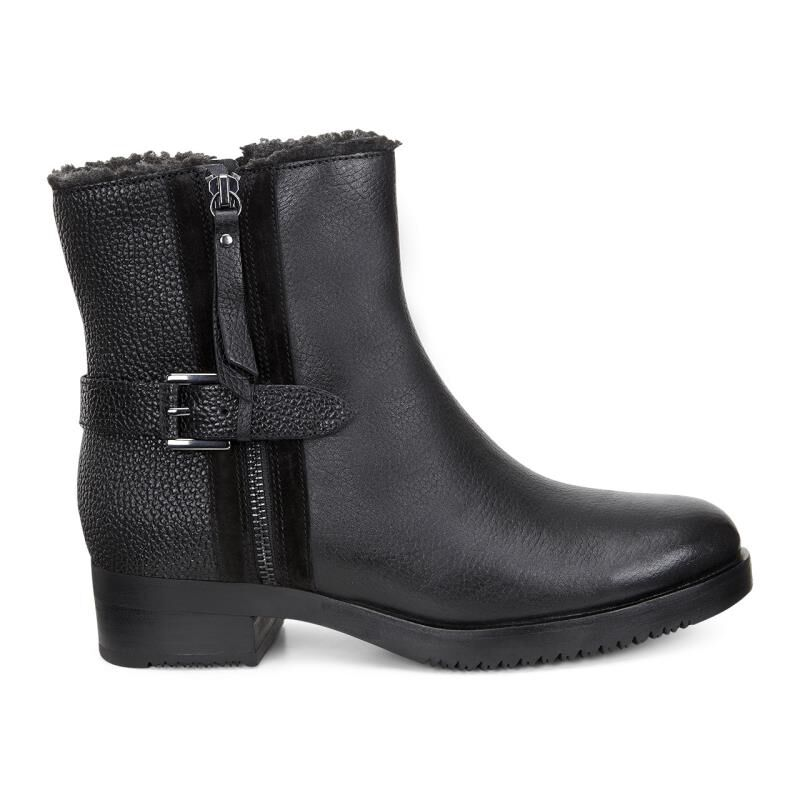 Womens Boots ECCO Alta Boot Black/Black