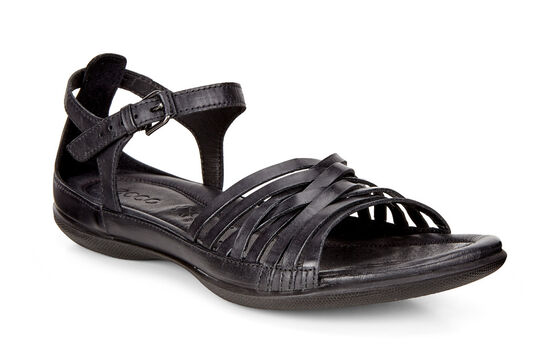 ECCO Flash Lattice Sandal (BLACK)
