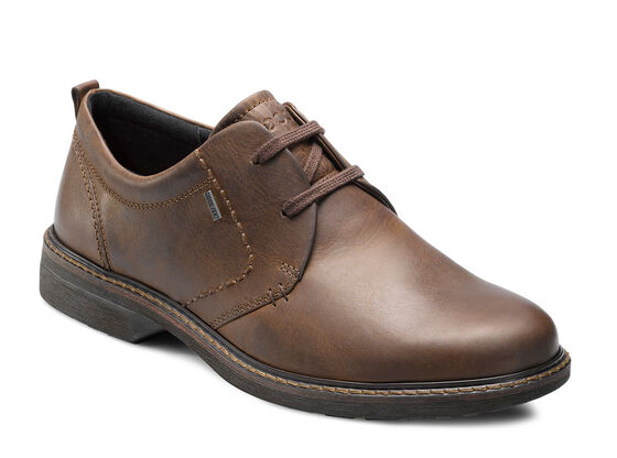 ECCO Turn GTX Tie (COCOA BROWN)