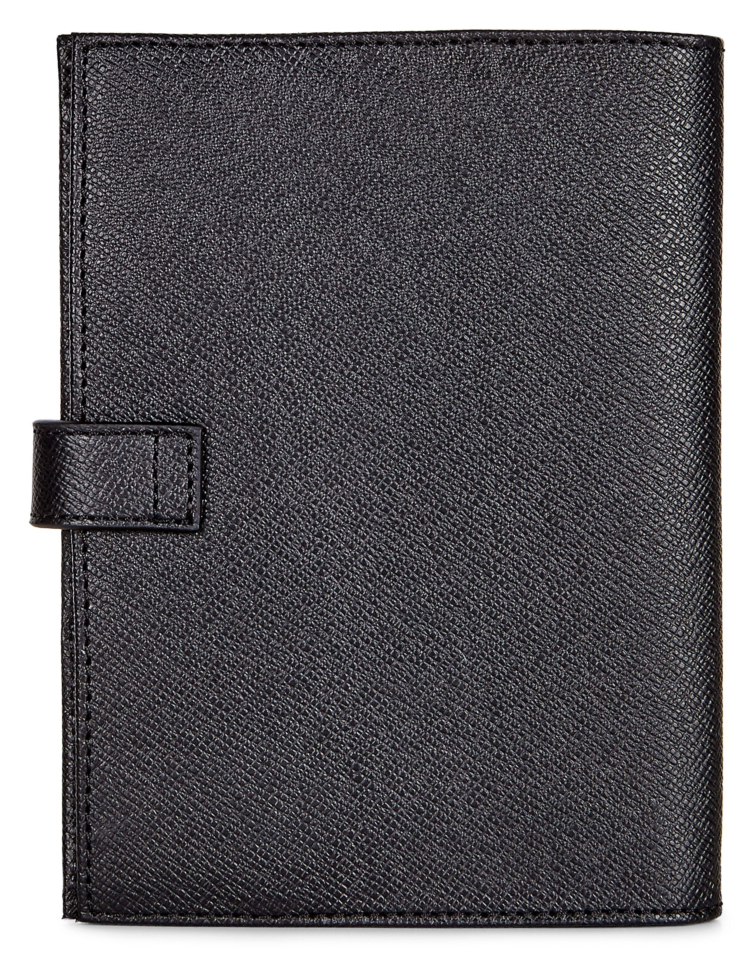 ... ECCO Iola Passport HolderECCO Iola Passport Holder BLACK (90000)