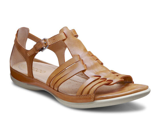 ECCO Flash Huarache Sandal (LION)