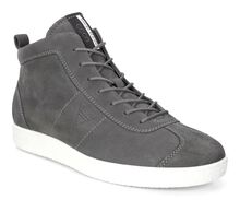 Deals on Ecco Mens Soft 1 High Top Shoes