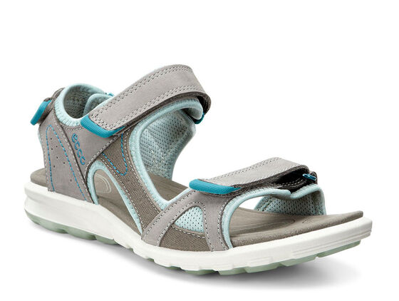 ECCO Wmns Cruise Sport Sandal (WARM GREY/WARM GREY/ICE FLOWER)