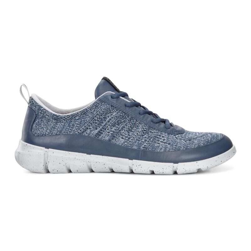 Mens Intrinsic Tr Trainers, Navy Ecco