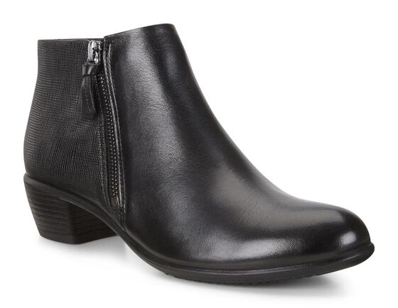 ECCO Touch 35 BootieECCO Touch 35 Bootie BLACK/BLACK (53994)