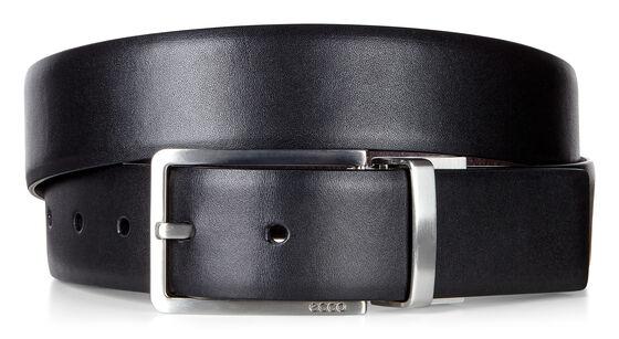 ECCO Fajardo Reversible Belt (COCOA BROWN/BLACK)