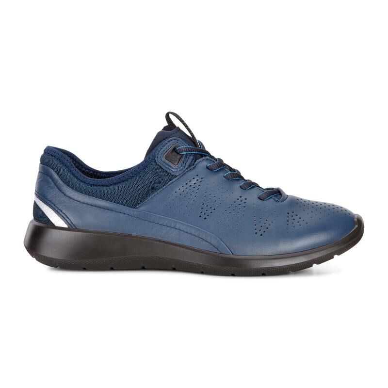 ... ECCO Soft 5 SneakerECCO Soft 5 Sneaker TRUE NAVY/TRUE NAVY (58960) ...