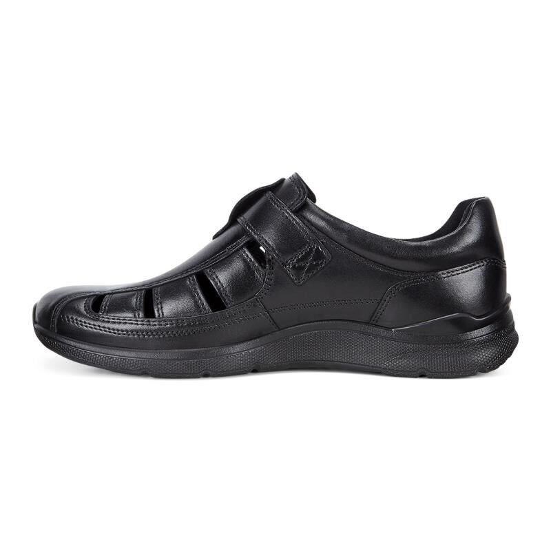 ecco IRVING - Trainers - black OIp7S0