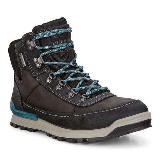 ECCO Mens Oregon GTX Boot (BLACK/BLACK)