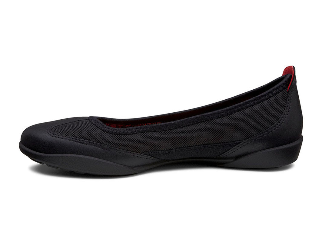 Ecco Women's Bluma Ballet Flats Free Shipping The Cheapest Clearance How Much Clearance From China LMKqMPTcD