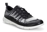 ECCO Womens Intrinsic Knit (BLACK/WHITE)