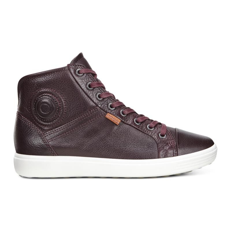 Womens Soft 7 Ladies Low-Top Sneakers Ecco xFK7c