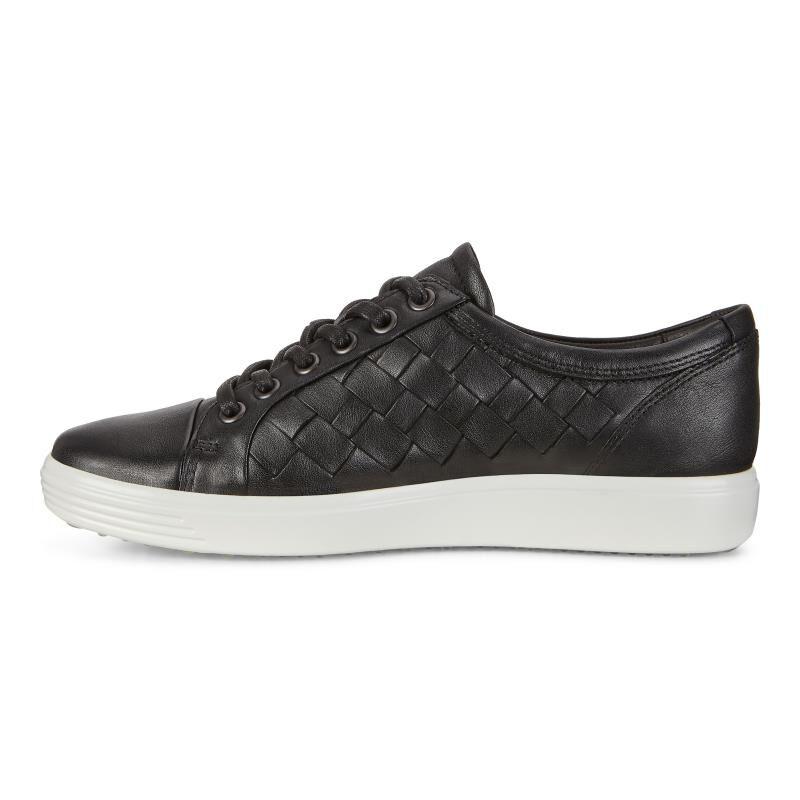 ECCO Soft 7 Woven Tie Sneaker vzD4EtwIT1
