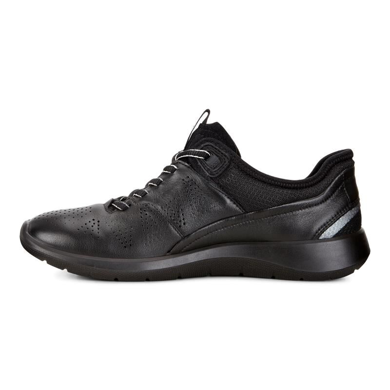 ... ECCO Soft 5 SneakerECCO Soft 5 Sneaker BLACK/BLACK-CONCRETE (50352) ...