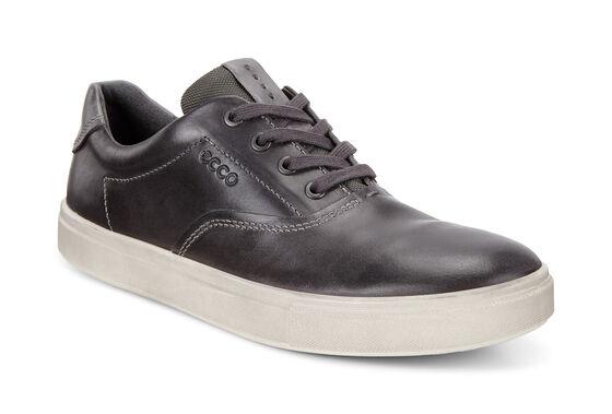 ECCO Kyle Retro Sneaker (MOONLESS/TITANIUM)