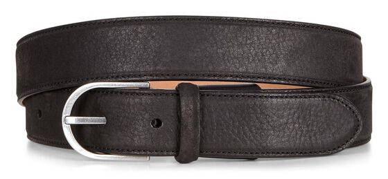 ECCO Simon Formal Belt (BLACK)