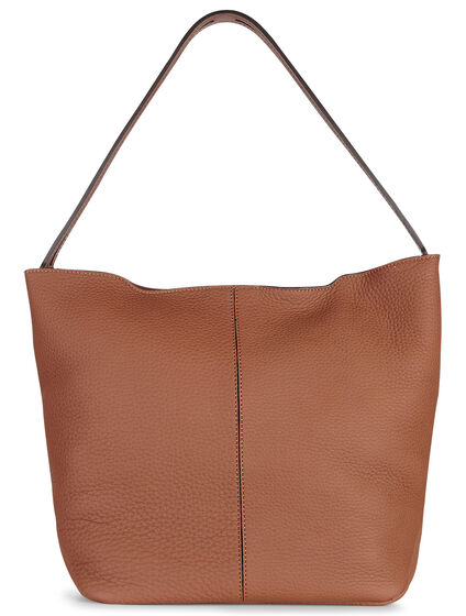 ECCO Jilin Hobo Bag (COGNAC)