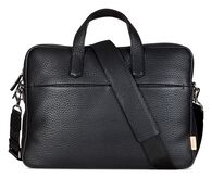 "ECCO Mads Laptop Bag 15"" (BLACK)"