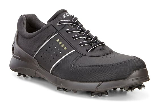 ECCO Mens Base One (BLACK)