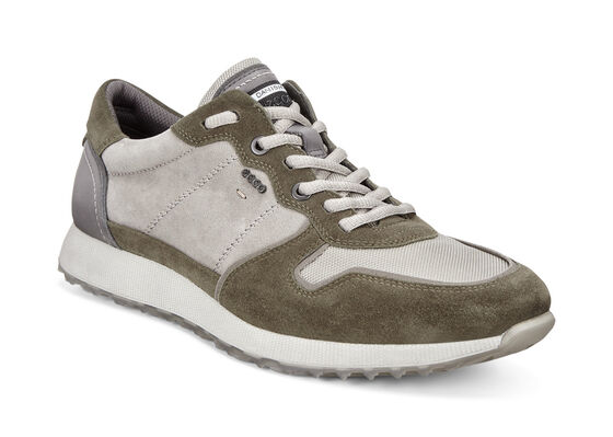 ECCO SNEAK MEN'S Sneaker (GRAPE LEAF/MOON ROCK)
